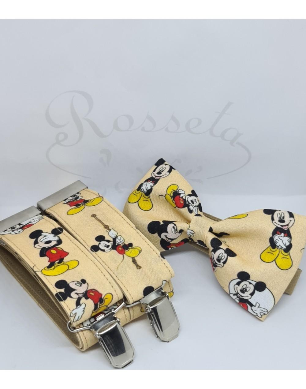 Tirantes verde oliva