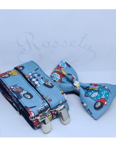 Pajarita Gryffindor